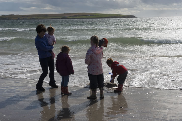 The Sand O'Wright, South Ronaldsay, Orkney