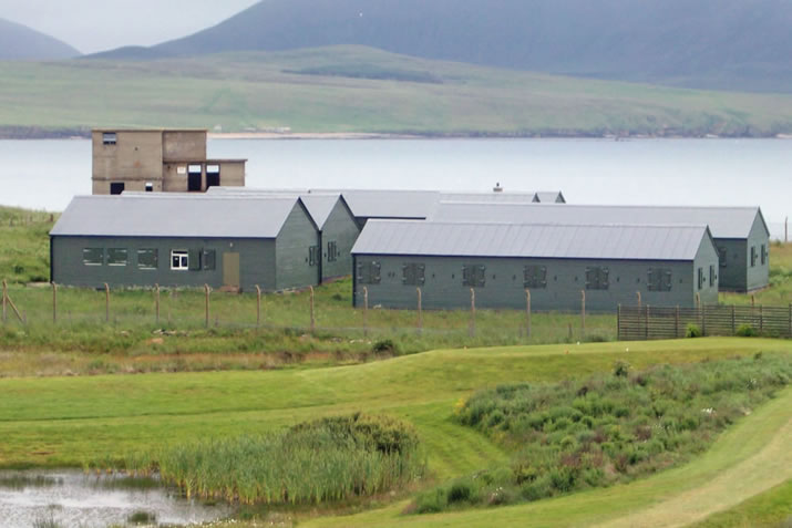 Ness Battery, Stromness, Orkney