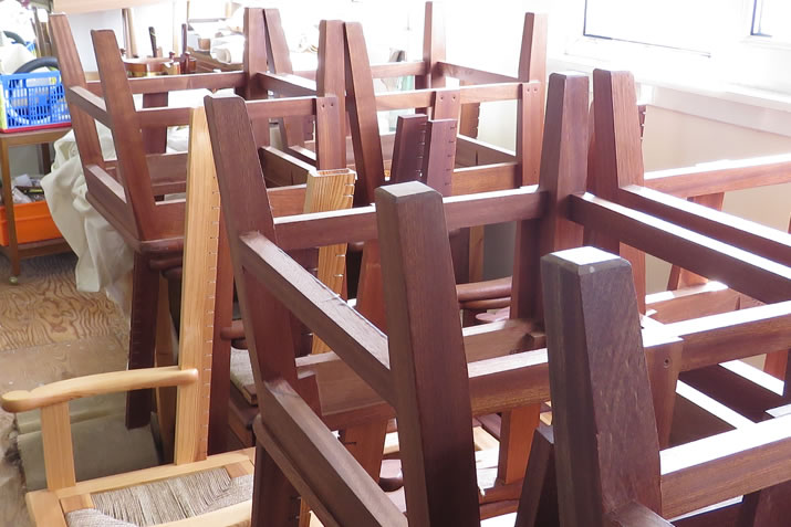 Orkney Chair frames