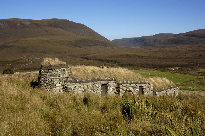 Crowsnest cottage, Rackwick, Hoy, Orkney