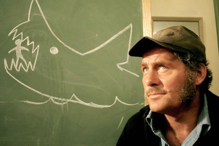 Robert Shaw, star of Jaws, spent his childhood in Stromness, Orkney