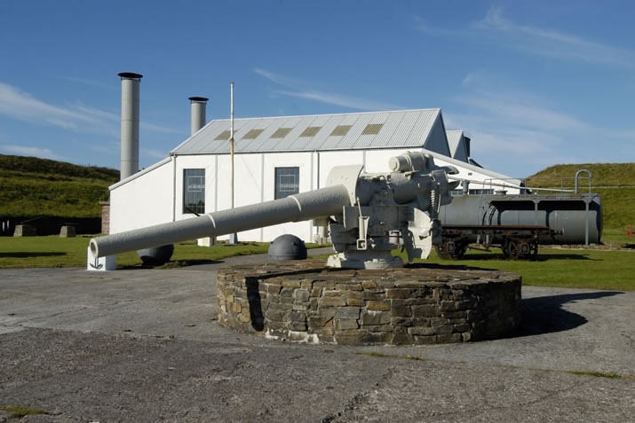 The Scapa Flow Visitors Centre