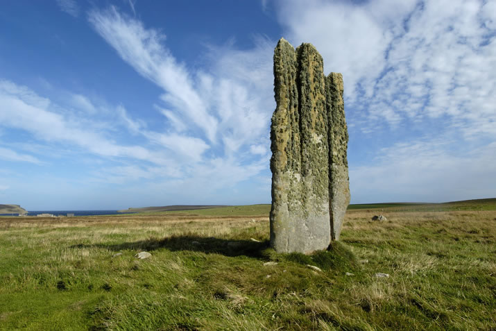 The Stone of Setter, Eday, Orkney