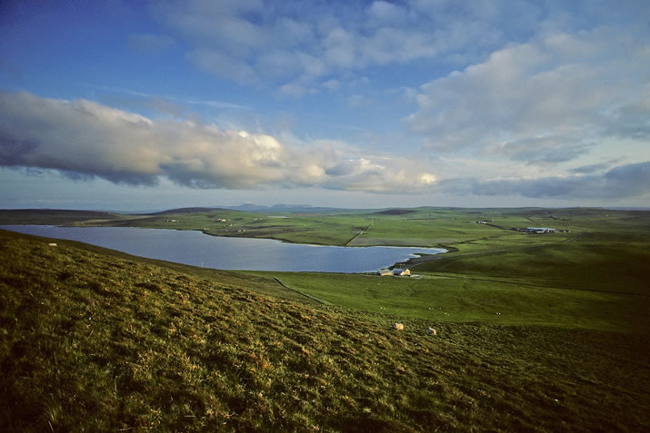 Loch of Swannay, Orkney
