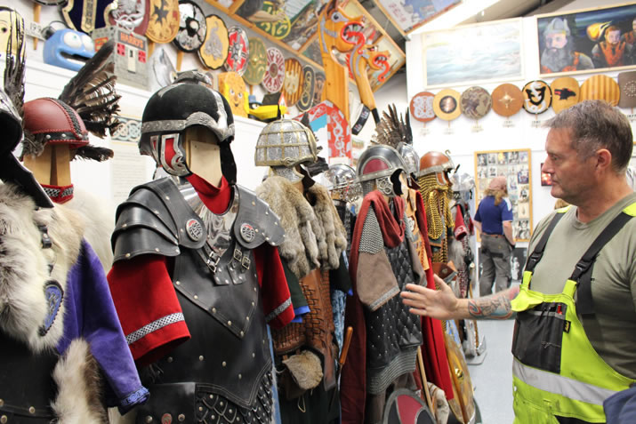 The Galley Shed - Up Helly Aa