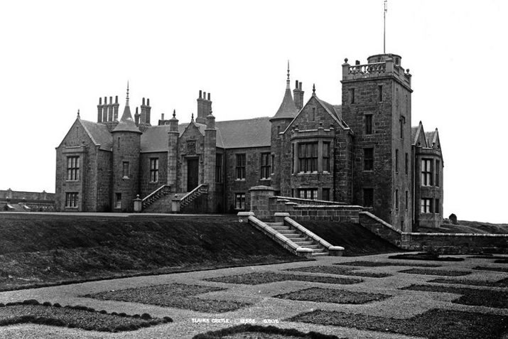 Výsledek obrázku pro new slains castle