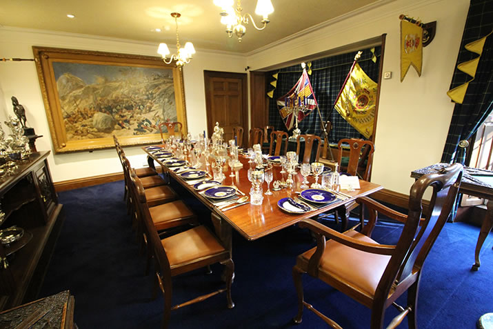 The Lakin Room, The Gordon Highlanders Museum