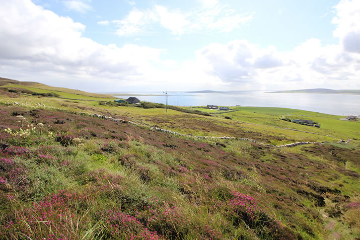 Walk to the Knowe of Yarso, Rousay, Orkney