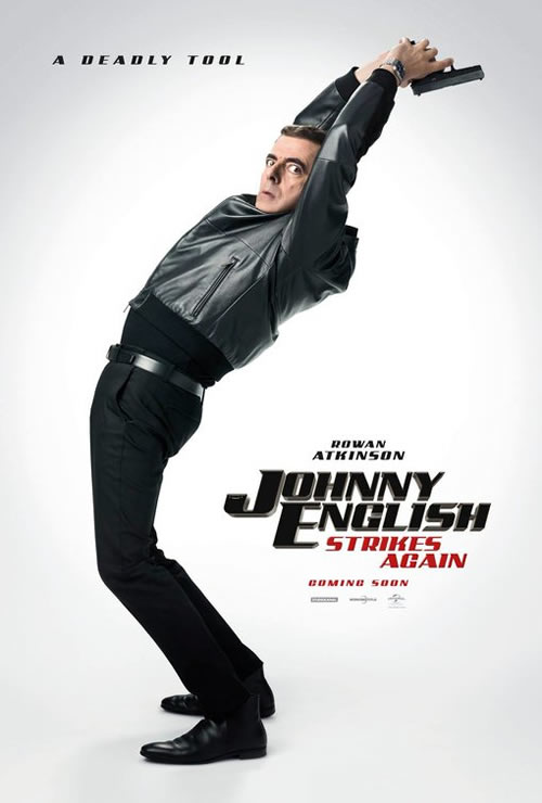 Johnny English Strikes Again (PG)