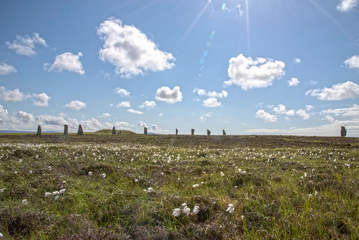 The Ring of Brodgar, Stenness, Orkney