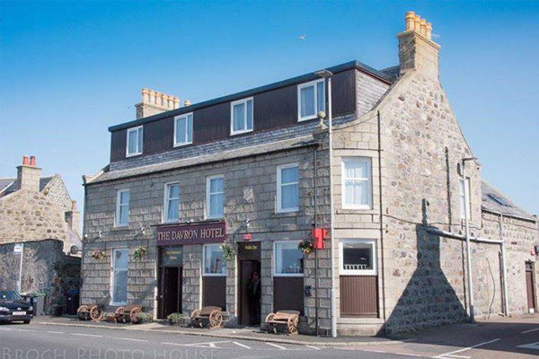 Davron - Aberdeen Hotels and Inns