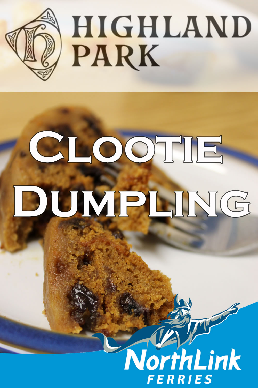 Highland Park Clootie Dumpling