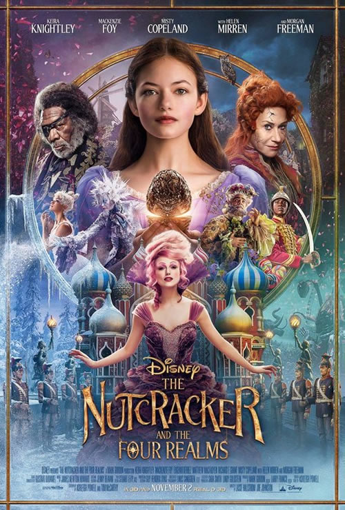 The Nutcracker and the Four Realms (PG)