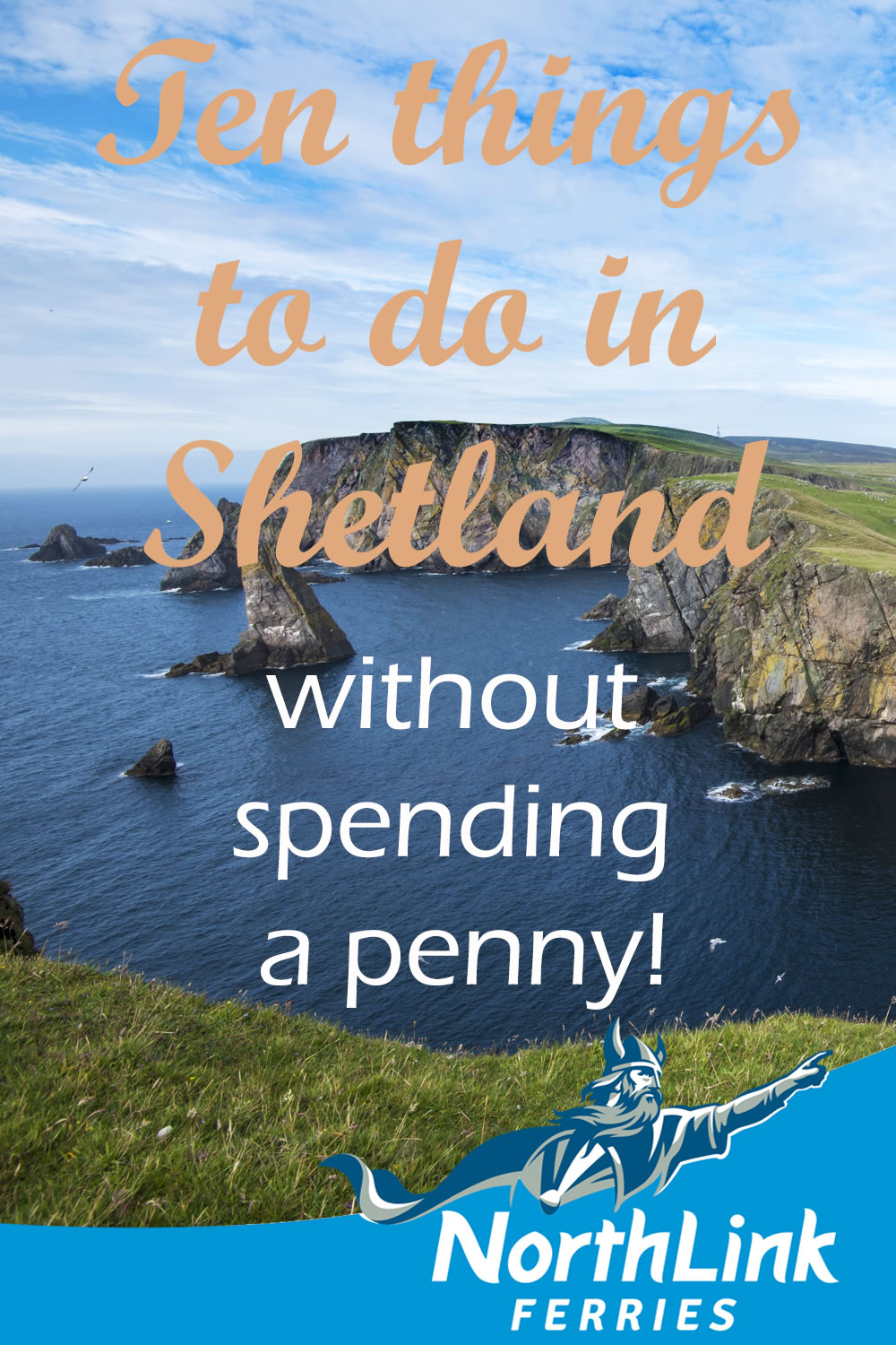 Ten things to do in Shetland without spending a penny!