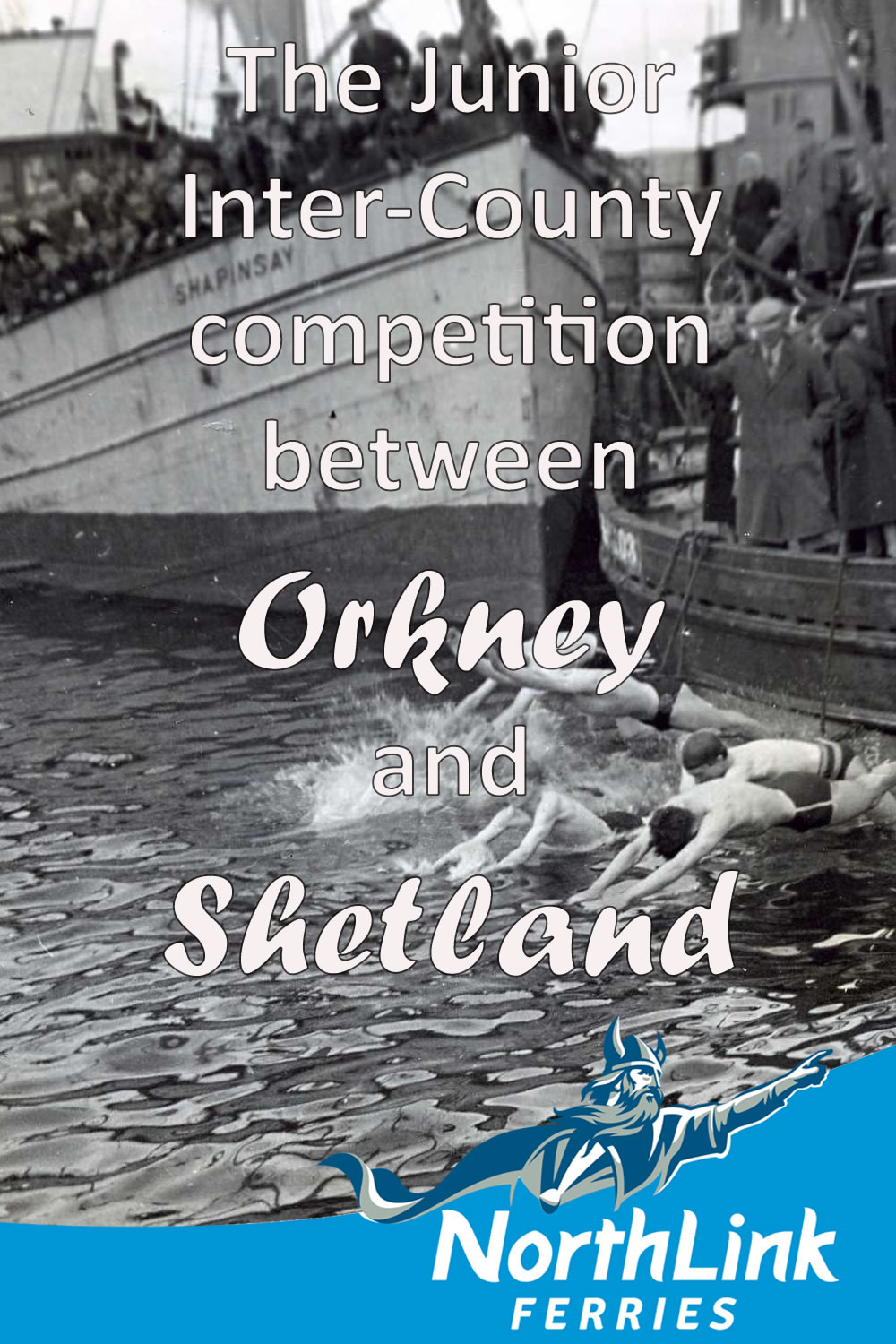 The Junior Inter-County competition between Orkney and Shetland