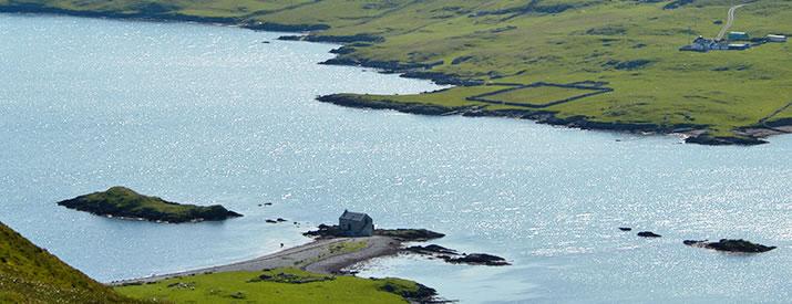 Bod of Nesbister, Shetland Islands