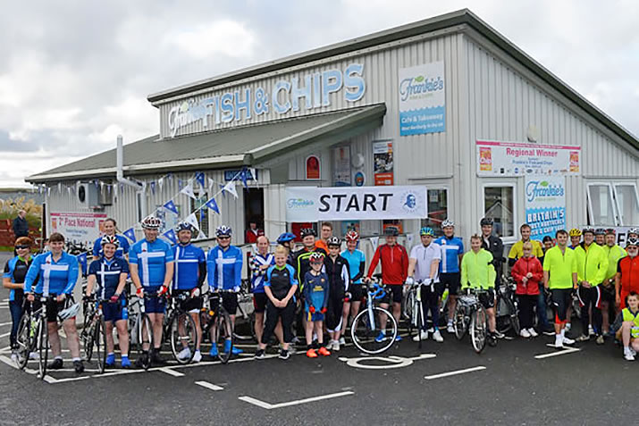 Frankie's Charity Cycle Sportive