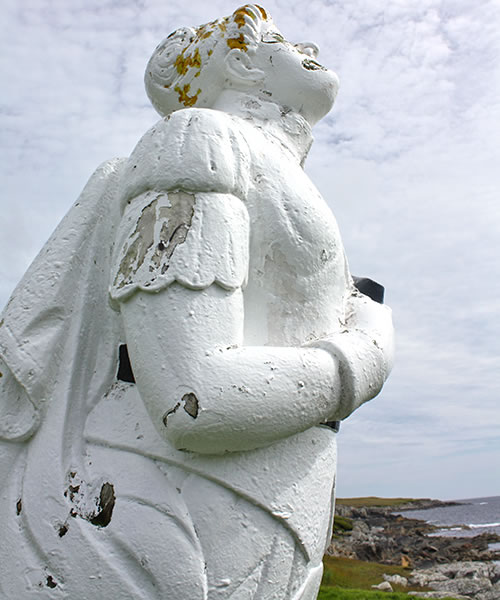The White Wife of Otterswick, Shetland