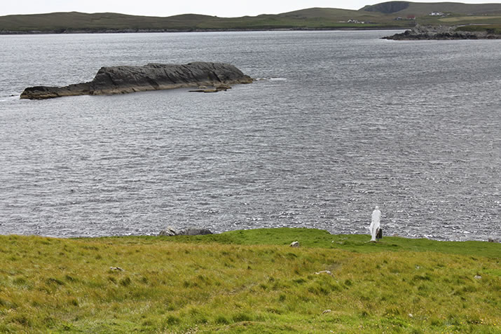 The White Wife of Yell, Shetland
