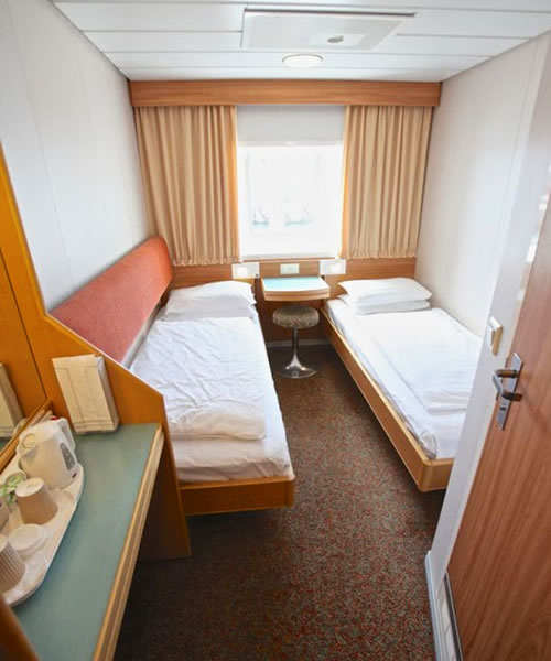Accommodation On Ships To Shetland And Orkney