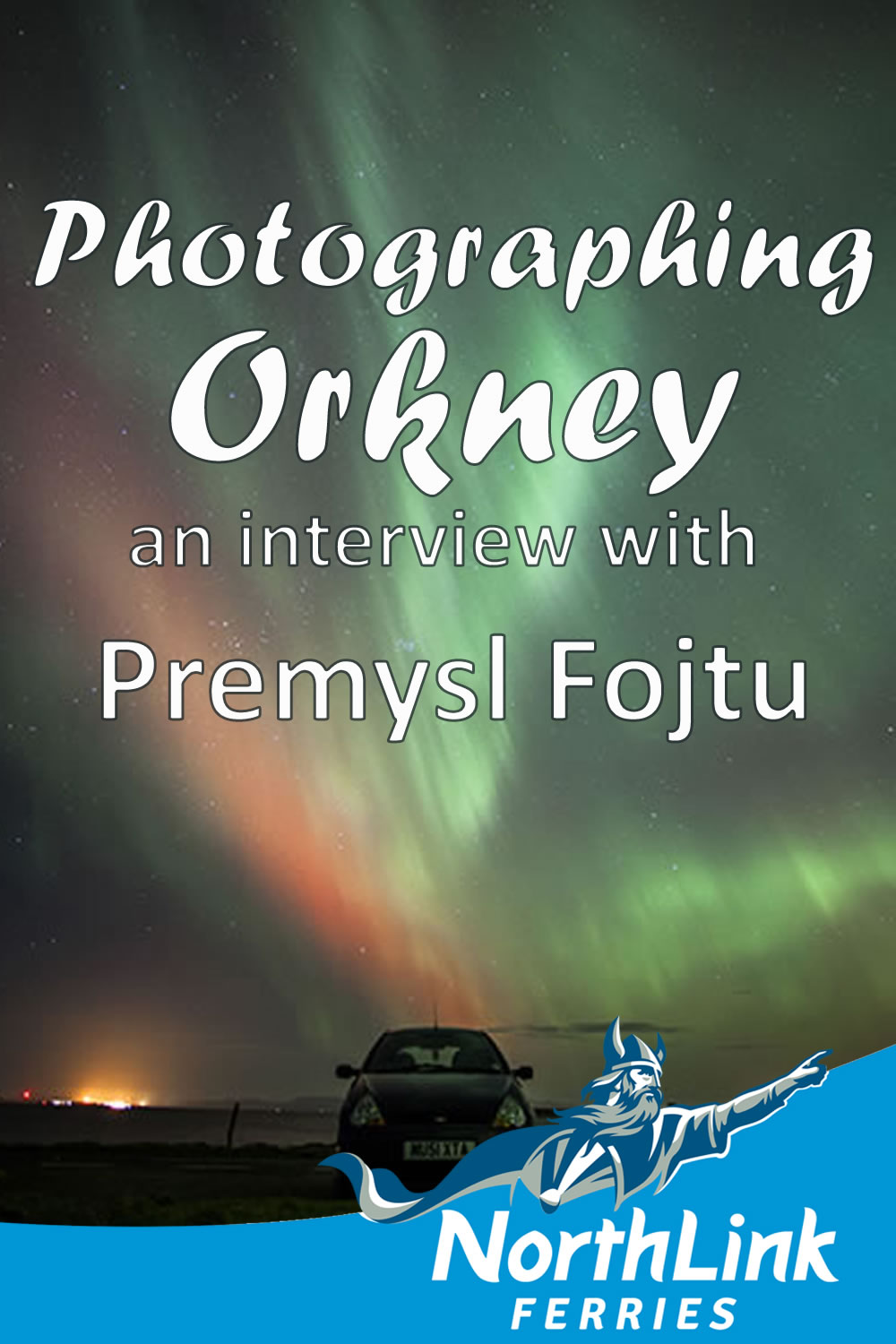 Photographing Orkney – an interview with Premysl Fojtu