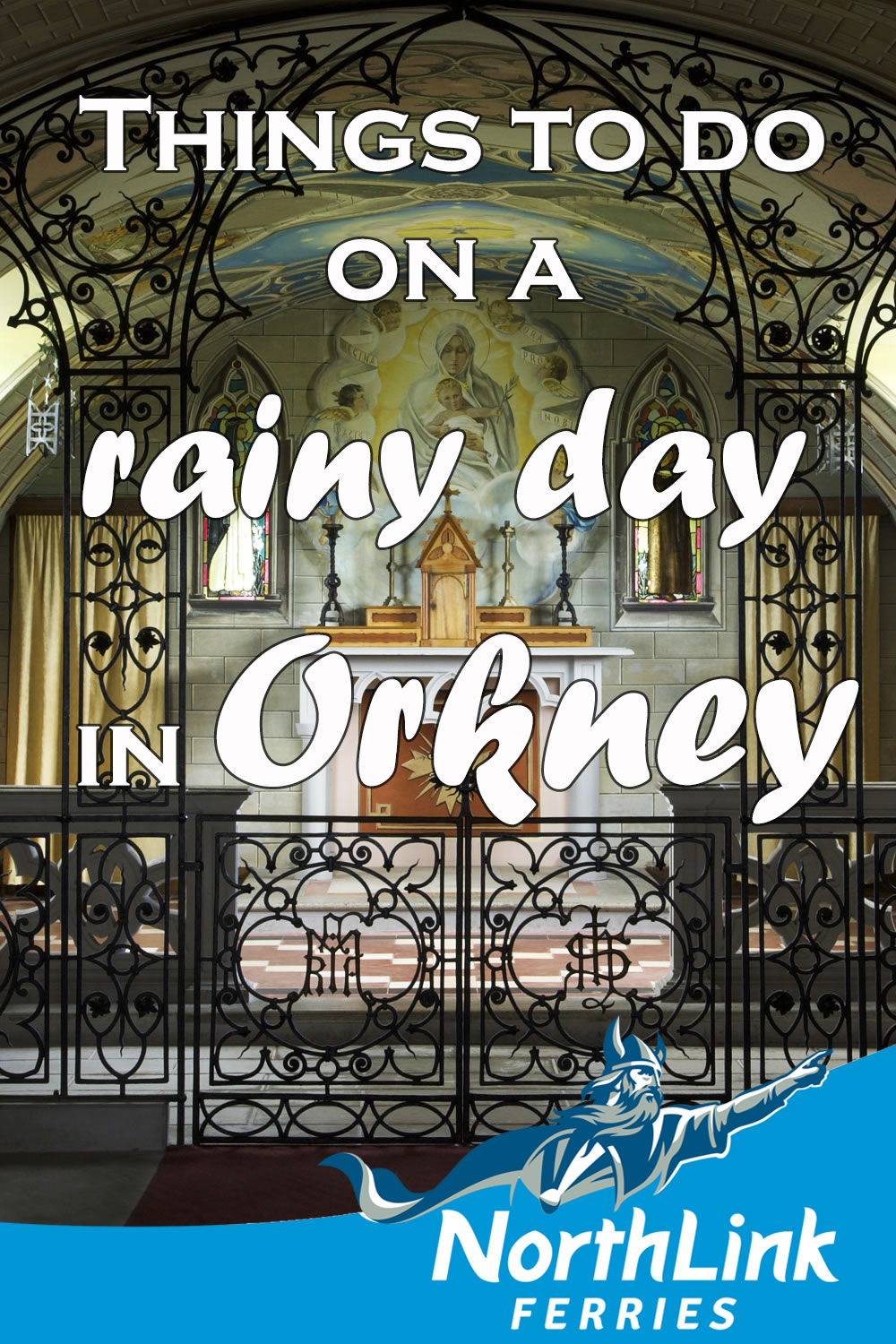 Things to do on a rainy day in Orkney