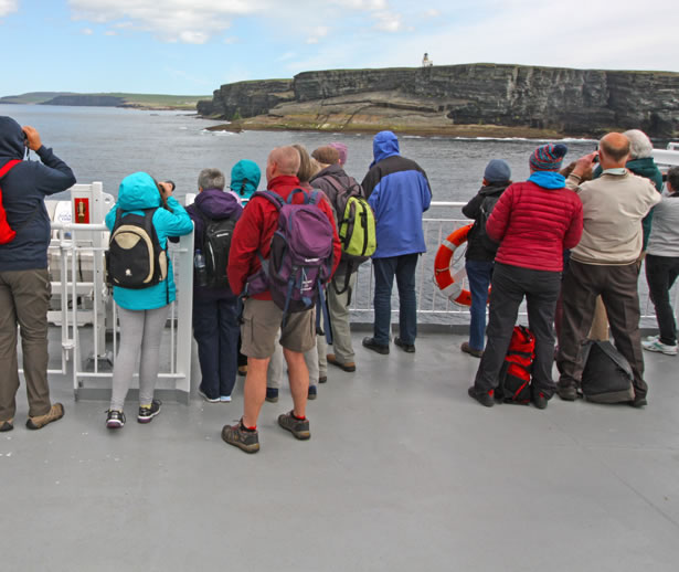 Orkney Nature Festival Cruise - West Mainland