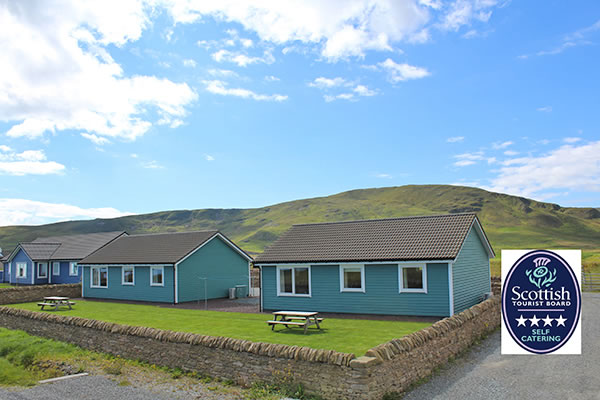 South Voxter Lodges Shetland - Shetland Self Catering