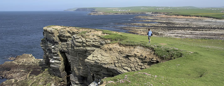 The Brough of Birsay, Orkney