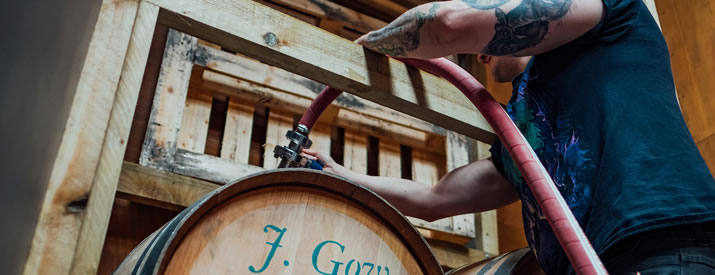 Crafting J.Gow Rum: an interview with Collin Van Schayk