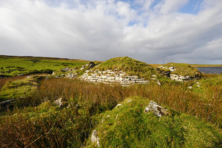 The Broch of South Yarrows