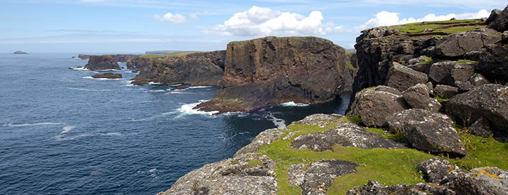 Shetland Geology – an interview with Rory Tallack