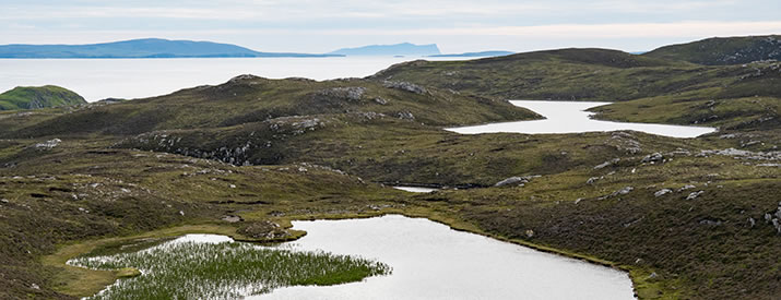 Pundswater Shetland