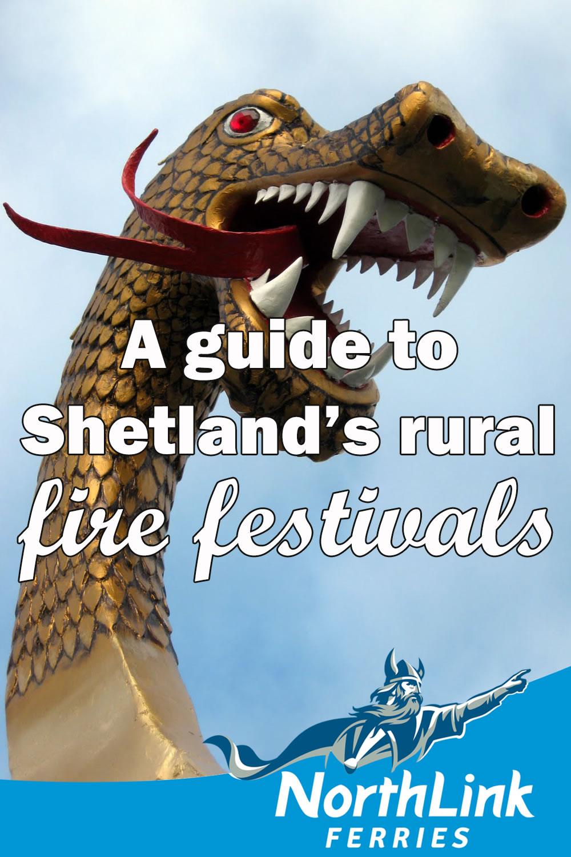 A guide to Shetland's rural fire festivals