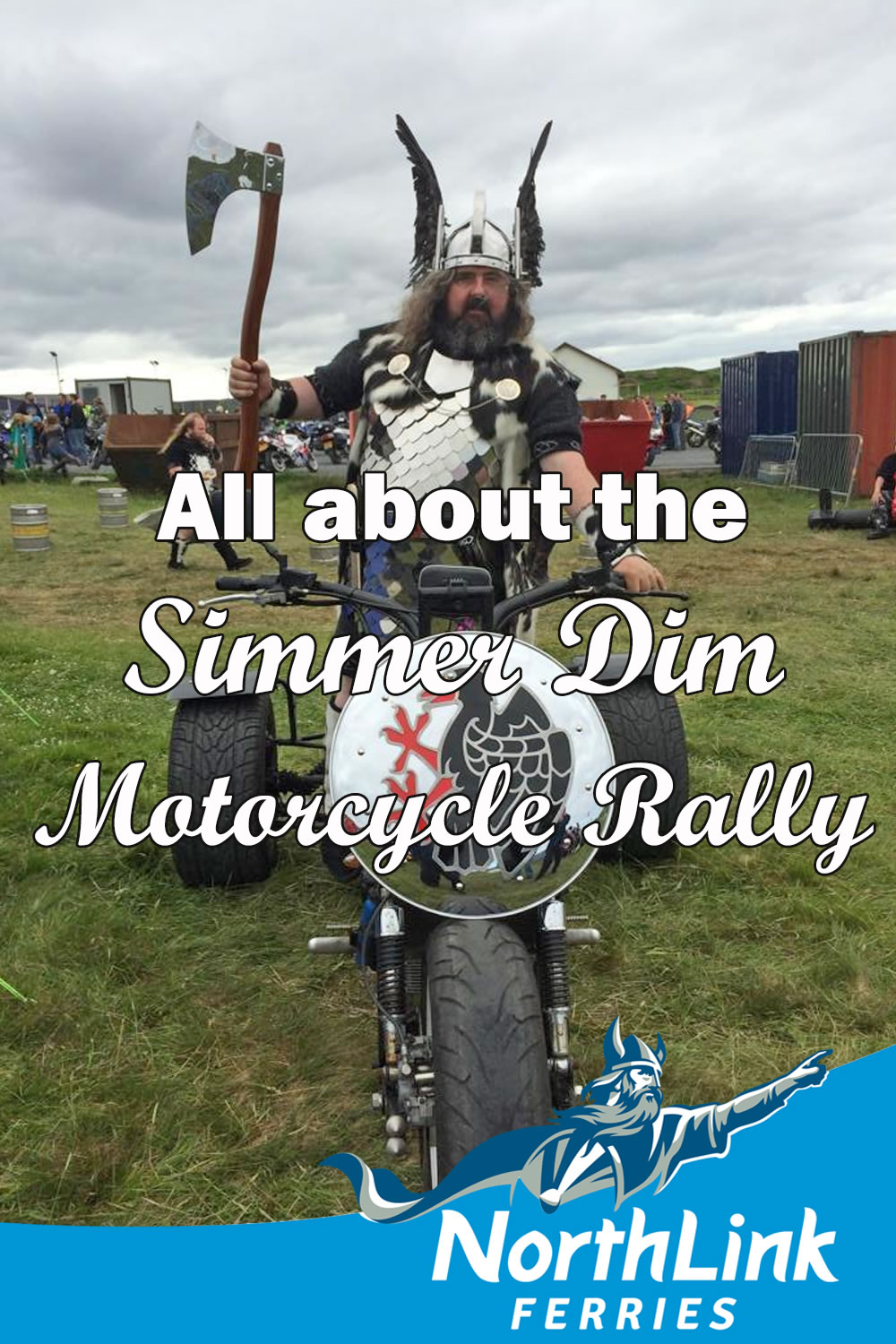 All about the Simmer Dim Motorcycle Rally