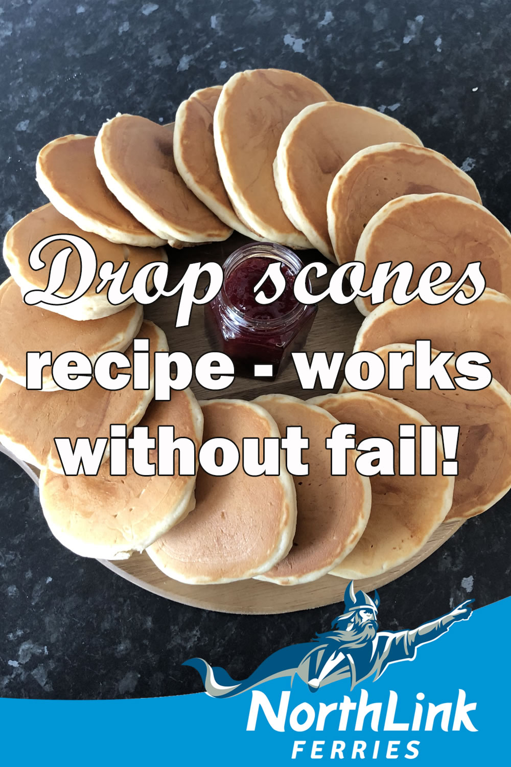 Drop Scones recipe – works without fail!