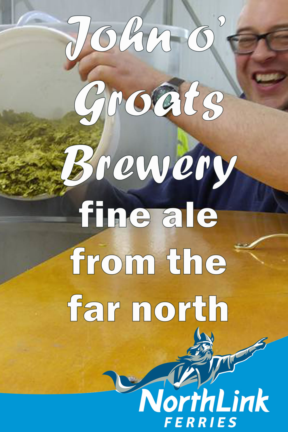 John o' Groats Brewery – fine ale from the far north