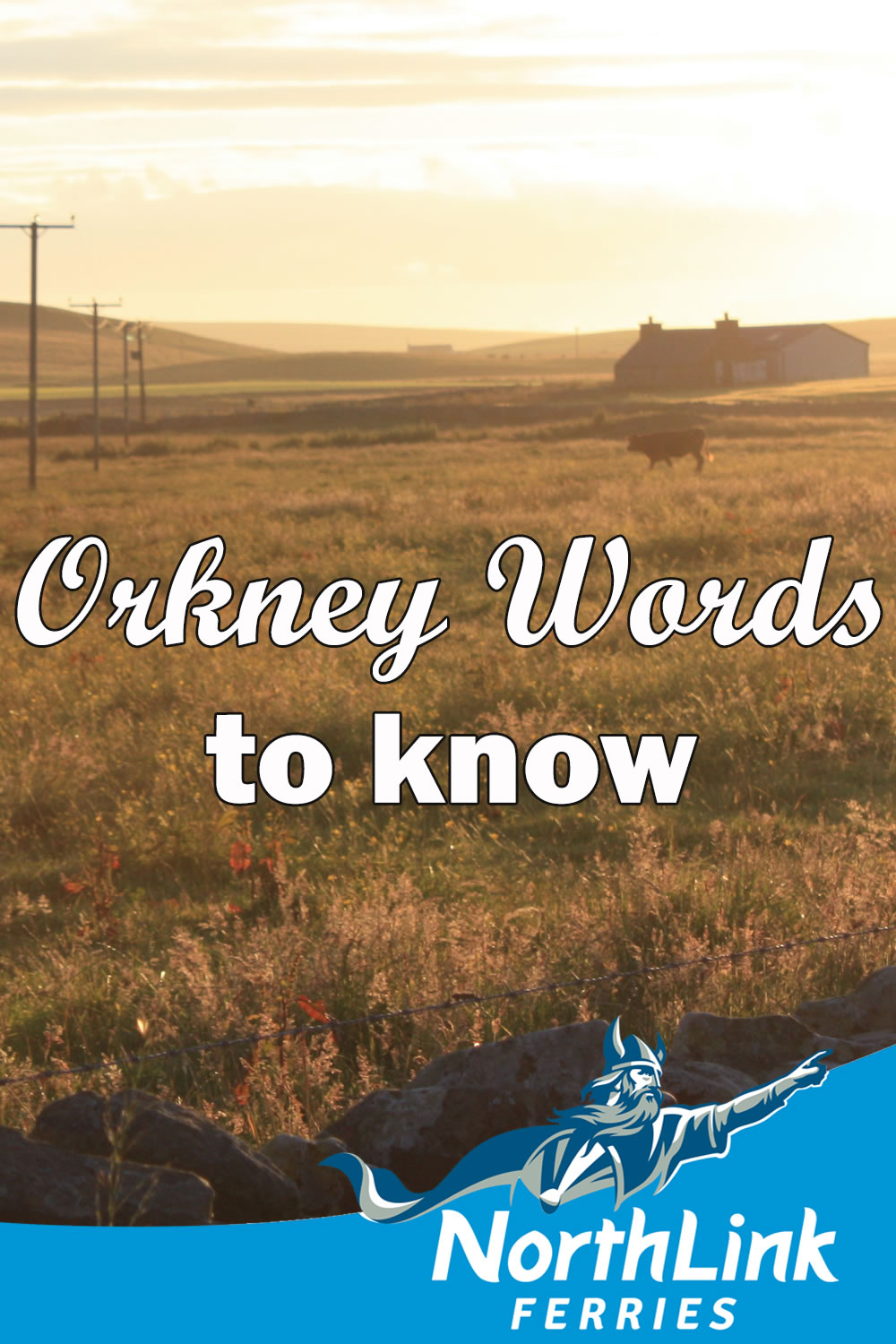 Orkney words to know