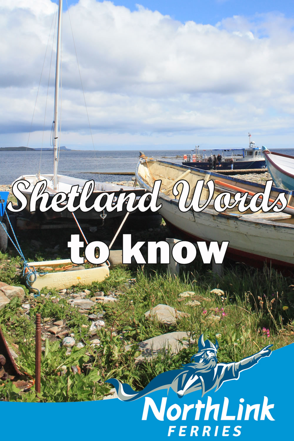 Shetland words to know