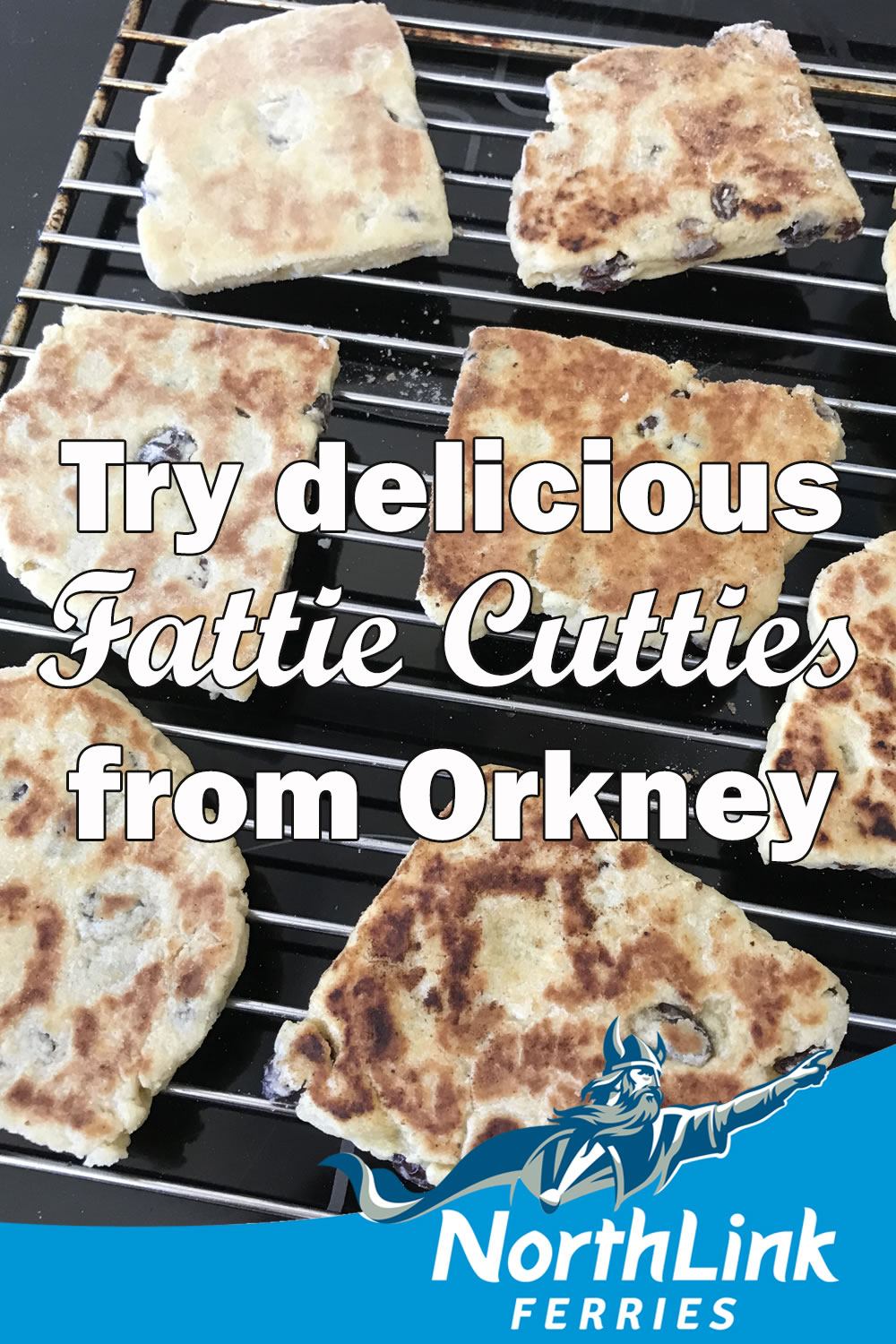 Try delicious Fattie Cutties from Orkney
