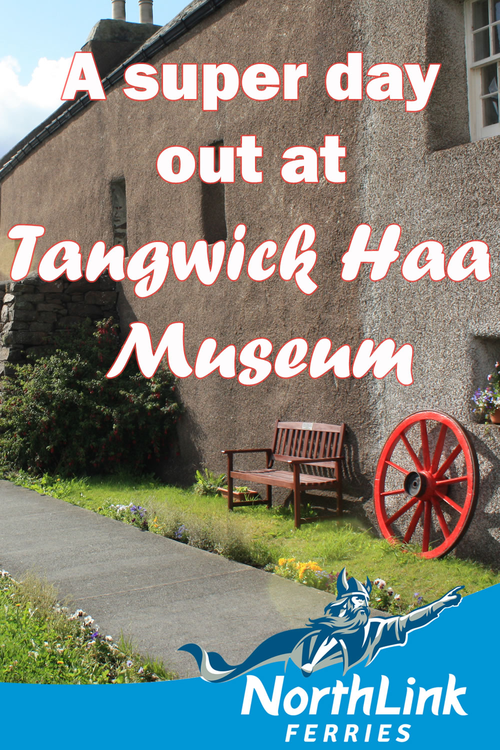 A super day out at Tangwick Haa Museum