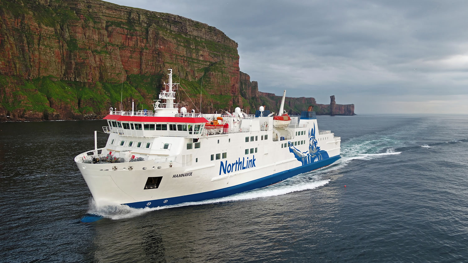 Ferry To The Orkney And Shetland Islands Northlink Ferries