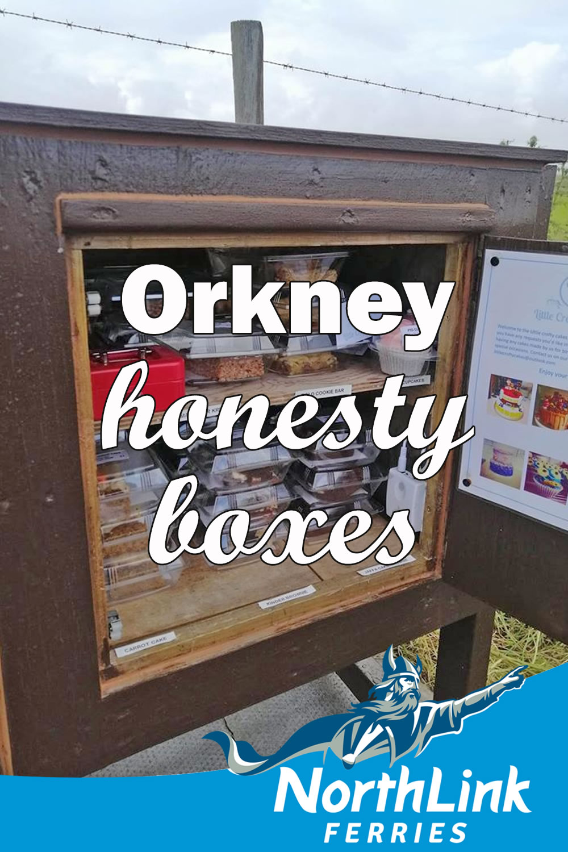 Orkney honesty box