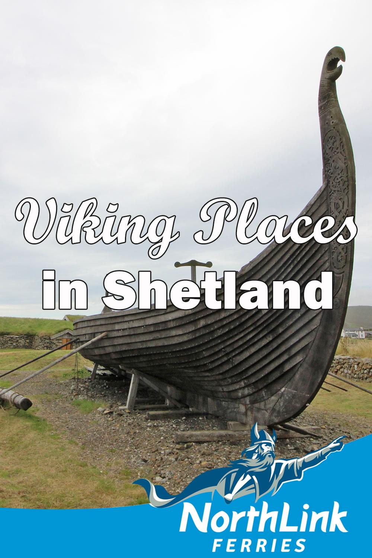 Viking Places in Shetland