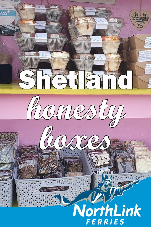 Shetland Honesty Boxes
