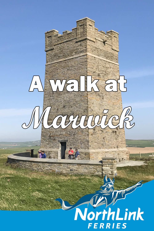 A walk at Marwick