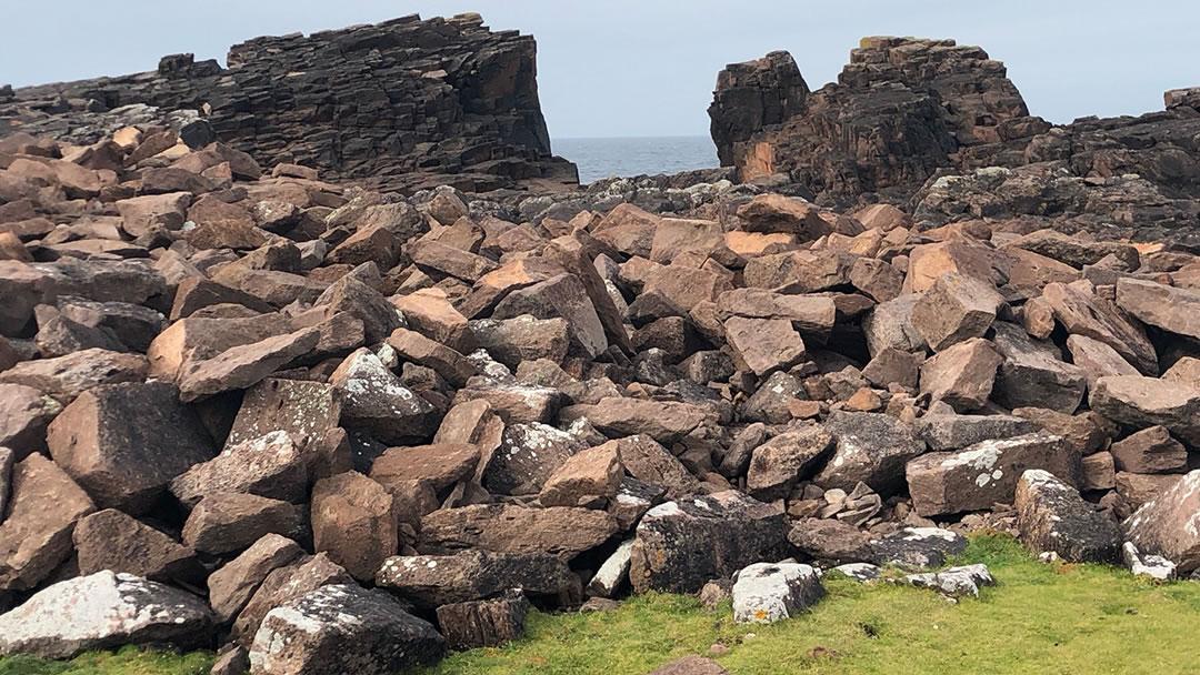Grind o da Navir at Eshaness in Shetland