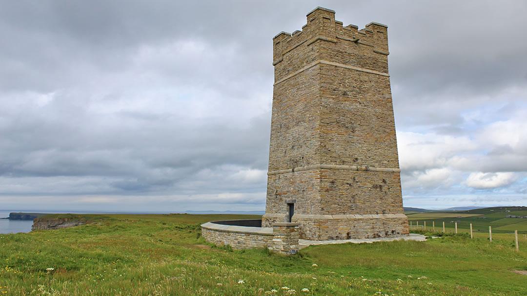 Kitchener's Memorial, Marwick, Orkney