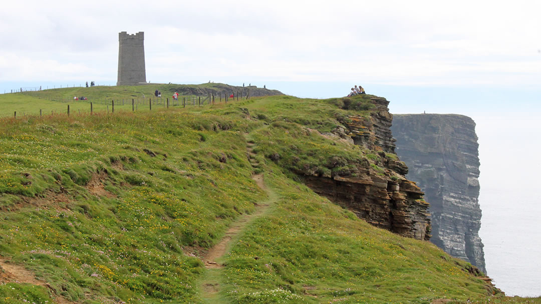 The cliffs at Marwick Head, Orkney