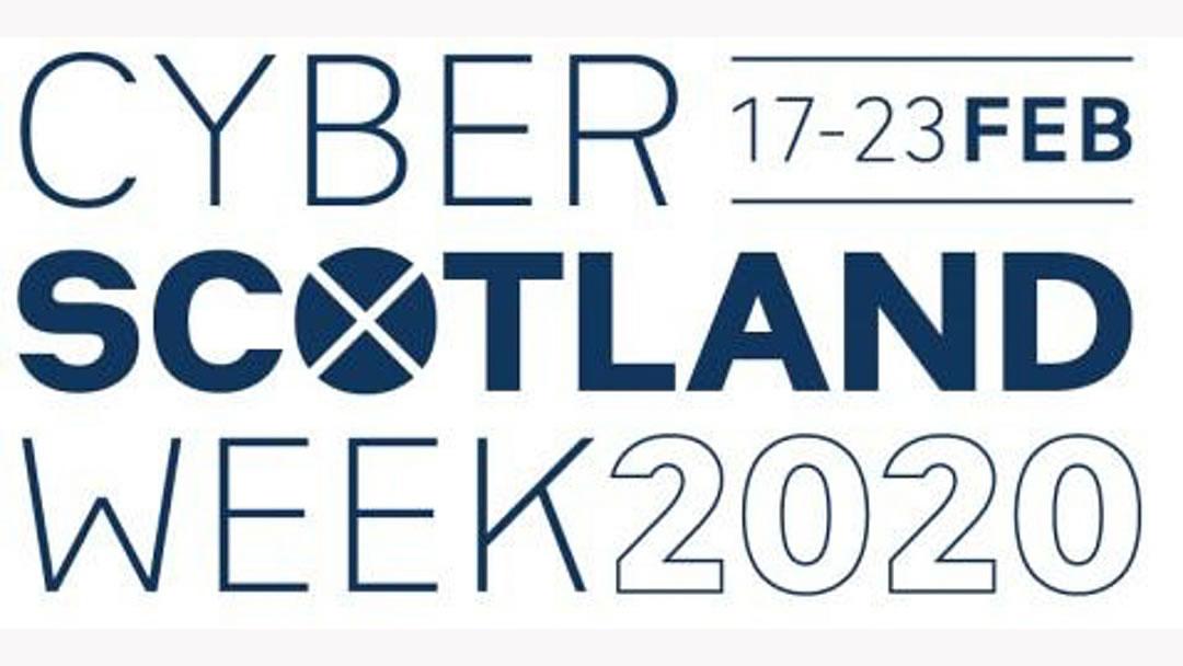 Cyber Scotland Week 2020